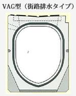 VAG型(街路排水タイプ)