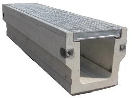 横断側溝GI T-25(グレーチング蓋)